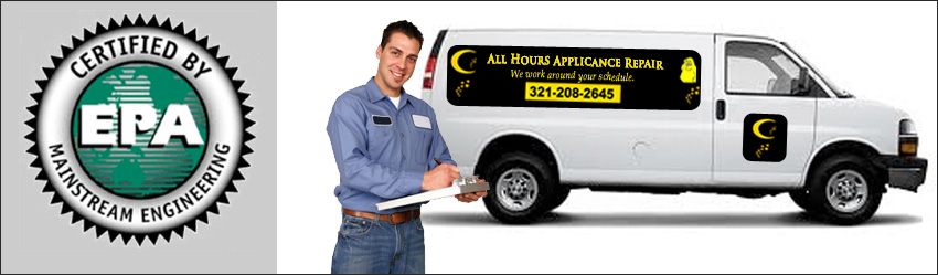 About All Hours Appliance Repair Cocoa Rockledge